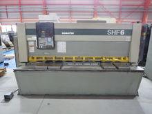 2004 Komatsu SHF6 × 255