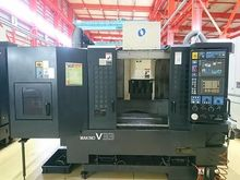 2001 Makino milling machine V33