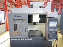 2007 Okuma MB-46VAE