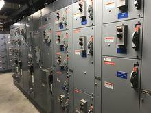 Allen Bradley motor control cen