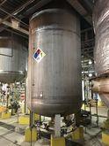 3000 Gallon Approx SS Pressure