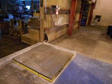Floor scale strom Cardinal 210