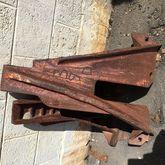 Rerailers for derailed rail car