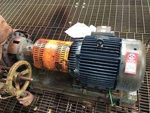goulds pump 40 hp