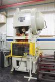 Bliss C-110 110 Ton OBI Press -