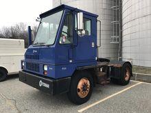 Yard Spotter Truck Ottawa Comma