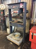 Hydraulic Shop Press Dake Elec-