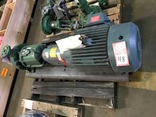 Motor and Pump Reliance 30 HP m
