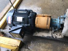 75 HP goulds pump