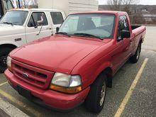 Pick-Up Truck Ford Ranger Sport
