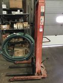 Used Lift Cart Prest