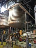 2600 Gallon 304L SS Reactor Nor
