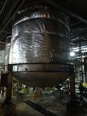 10 000 Gallon 316L SS Reactor/P