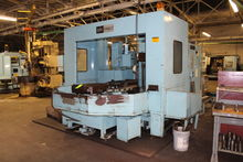 Toyoda FHN60T Twin Pallet CNC H