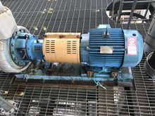 Goulds pump 15 hp