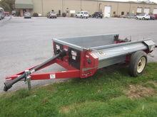 H&S 80 manure spreader