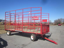 E-Z Trail hay rack wagon