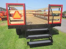 Stoltzfus 8.5x18 rear step hay