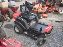 Used Gravely 1740 ZT