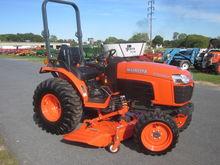 Kubota B3200 4x4 mower