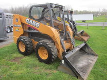 Used Case SR200 skid