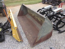 "Alo 100"" loader bucket / Euro"
