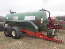 Balzer 2250 manure tank