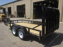 Pequea 8014T trailer
