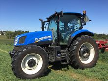 New Holland T6.165 cab 4x4 at f