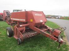 Used Hesston 4600 ba