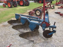 Ford 3x14 3pt plow