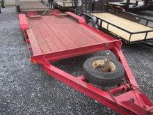 General 16' utility trailer