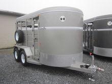 Corn Pro 12' livestock trailer