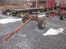 McCurdy G10 wagon gear