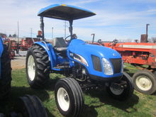 New Holland TC55DA 2wd