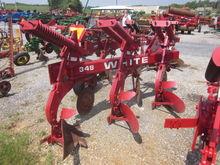White 3x16 3pt 348 plow