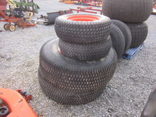 Kubota turf tires & wheels