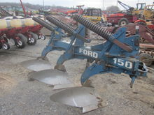 Ford 3x18 3pt plow