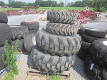set of 4 R4 tires off Boomer 8N