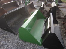 JD / ATI 7' loader bucket