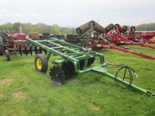 JD / American 8' offset disc