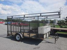 Big Tex utility trailer