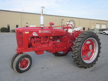 Farmall Super MTA