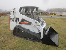 Bobcat T190 skid loader