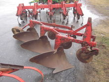 International 3x14 3pt plow