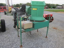 WIC 240v bale chopper