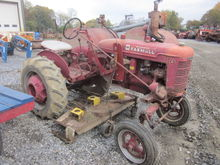 Used Farmall A with