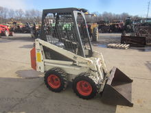 Bobcat 310 skid loader