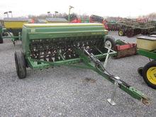 John Deere 8' 8200 grain drill