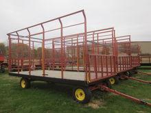 Stoltzfus 8.5x18 hay wagon